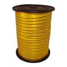 Лента Желтая с Золотой полоской