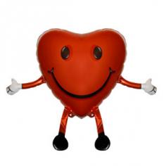 Шар Ходячая фигура, Сердце