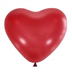 Сердце Вишнево-Красный, Декоратор / Cherry Red 058