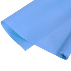 Пергамент флористический Голубой / рулон