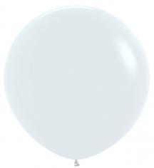 Шар Белый, Пастель / White 005