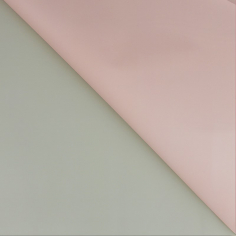 Пленка матовая двухсторонняя Бежевая / Розовая