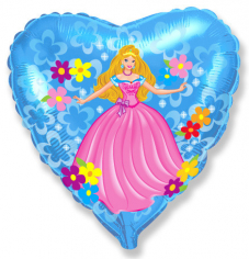 Шар Сердце, Принцесса / Princess
