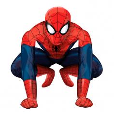 Шар Ходячая фигура, Человек-Паук (в упаковке)
