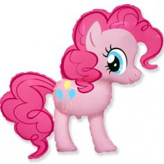 Шар Мини-фигура Пони, Розовая / MLP Pinkie Pie (в упаковке)