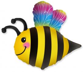 Шар Фигура Радужная пчелка (в упаковке)