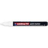 Белый Профессиональный маркер