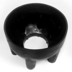 Подставка под баллон 10 литров (жесткий пластик)