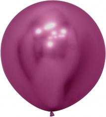 Шар Рефлекс Фуксия, (Зеркальные шары) / Reflex Fuchsia