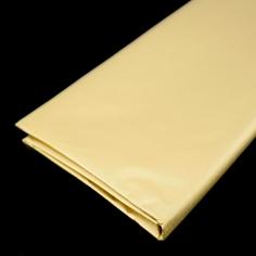Бумага упаковочная тишью Золото / листы