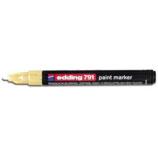 Золотой Профессиональный маркер