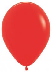 Шар Пастель, Красный / Red p25