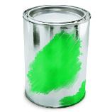 Краска Зеленая для печати на воздушных шарах