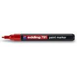 Красный Профессиональный маркер
