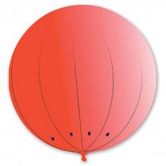 Гигант сфера, Красный / Red