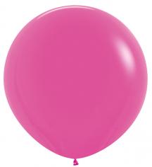 Шар Тёмно-розовый, Пастель / Fuchsia 012