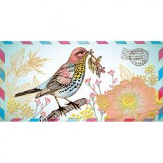 Конверт для денег Без надписи (Птичка) (Упаковка)