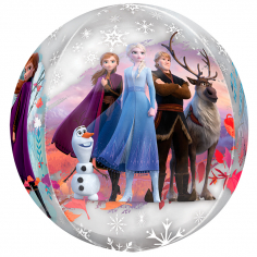 Шар Сфера 3D Холодное сердце в упаковке / Sphere 3D Frozen G40