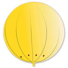 Гигант сфера, Жёлтый / Yellow