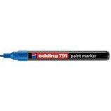 Синий Профессиональный маркер