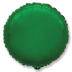 Шар Круг, Зелёный / Green (в упаковке)
