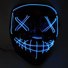 Маска c подсветкой BLUE
