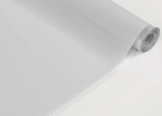 Матовая пленка однотонная белый