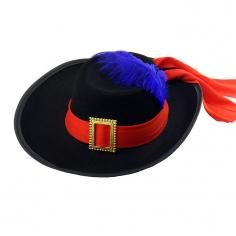 Шляпа Мушкетер малая