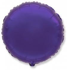 Шар Круг, Фиолетовый / Violet (в упаковке)