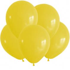 Шар Желтый, Пастель / Yellow