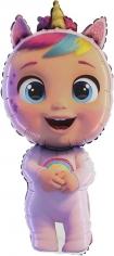 Шар Мини-фигура, Кукла Cry Babies (в упаковке)
