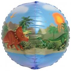 Шар Сфера 3D, Динозавры (в упаковке)
