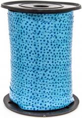 Лента Синие точки, Голубой