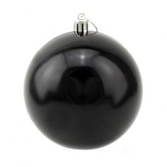 Новогодние шары Черные