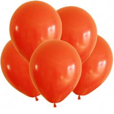Шар Оранжевый, Пастель / Orange