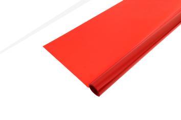 Пленка глянцевая Красная
