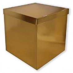 Коробка для воздушных шаров, Золото