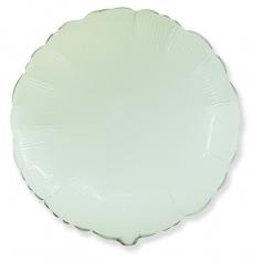 Шар Круг, Белый / White (в упаковке)