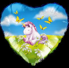 Шар Сердце, Единорог
