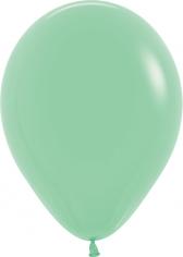 Шар Пастель, Мятно-зеленый / Mint green p37