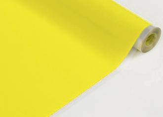Матовая пленка однотонная лимон