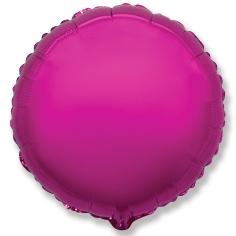 Шар Круг, Лиловый / Purple (в упаковке)