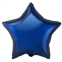 Шар Звезда Тёмно-синий / Navy Blue