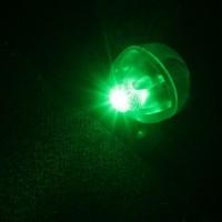 Светодиод мини для подсветки шара Зеленый