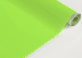 Матовая пленка однотонная салатовый