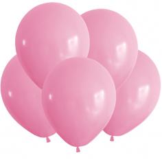 Шар Розовый, Пастель / Pink