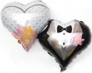 Шар Фигура, Сердце невеста и жених