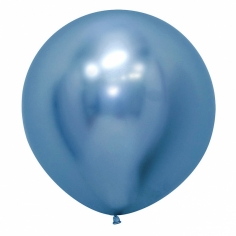Шар Рефлекс Синий, (Зеркальные шары) / Reflex Blue