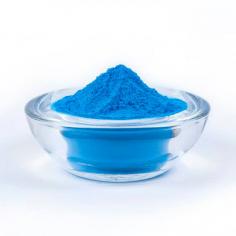 Краска Холи Синяя