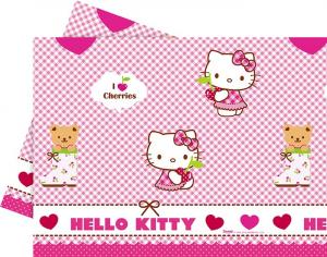 Скатерть Хэллоу - Китти / Hello Kitty Hearts